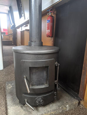 Barrel Stove