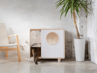 CAT KENNEL - for 1 Basin