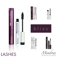 blinc, lashes, mascara, blinc mascara, blinc mascara amplified, blinc long lash, blinc black lash primer, blinc white lash primer, blinc lash primer, Meadows Surgical Arts
