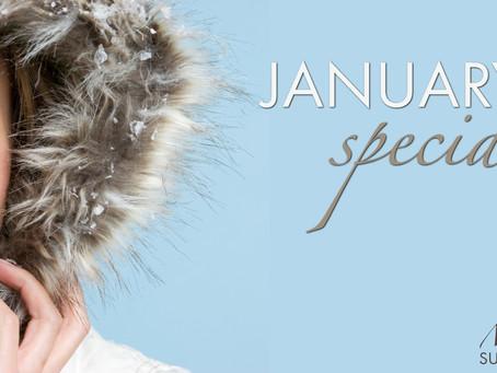 January Specials