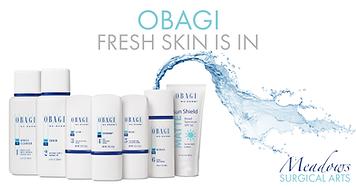 Obagi Skincare | Meadows Surgical Arts | Commerce, GA