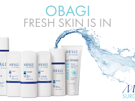 OBAGI: Fresh Skin Is In