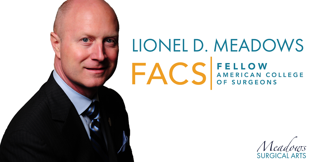 Dr. Lionel Meadows, FACS, FACOG, FAACS | Fellow, American College of Surgeons | Meadows Surgical Arts