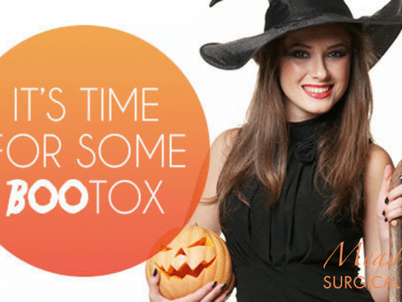 It's Time For Some Boo-Tox!