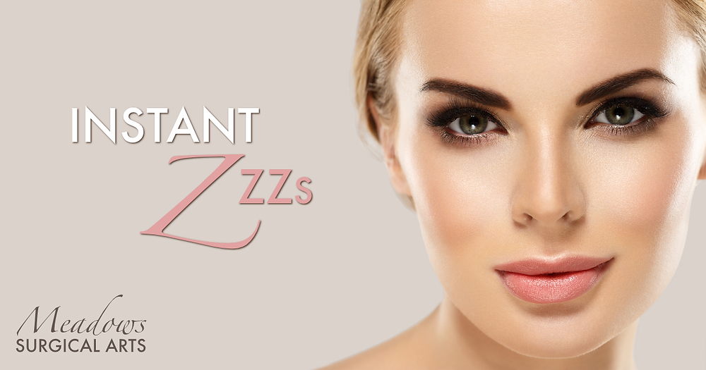Instant Zzzs | Tear Trough Treatment | Fillers | Meadows Surgical Arts | Botox, Voluma, Volbella, Vollure, Juvederm