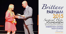 2015 Habersham Central Scholarship Winner | Meadows Surgical Arts | Cosmetic Surgery Atlanta