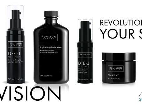 REVISION. Revolutionizing Your Skin.