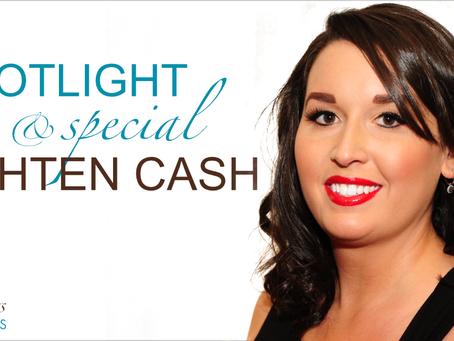 Spotlight & Special: ASHTEN CASH