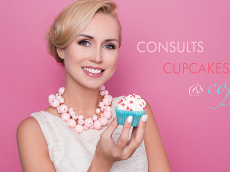 Consults, Cupcakes, & Coffee