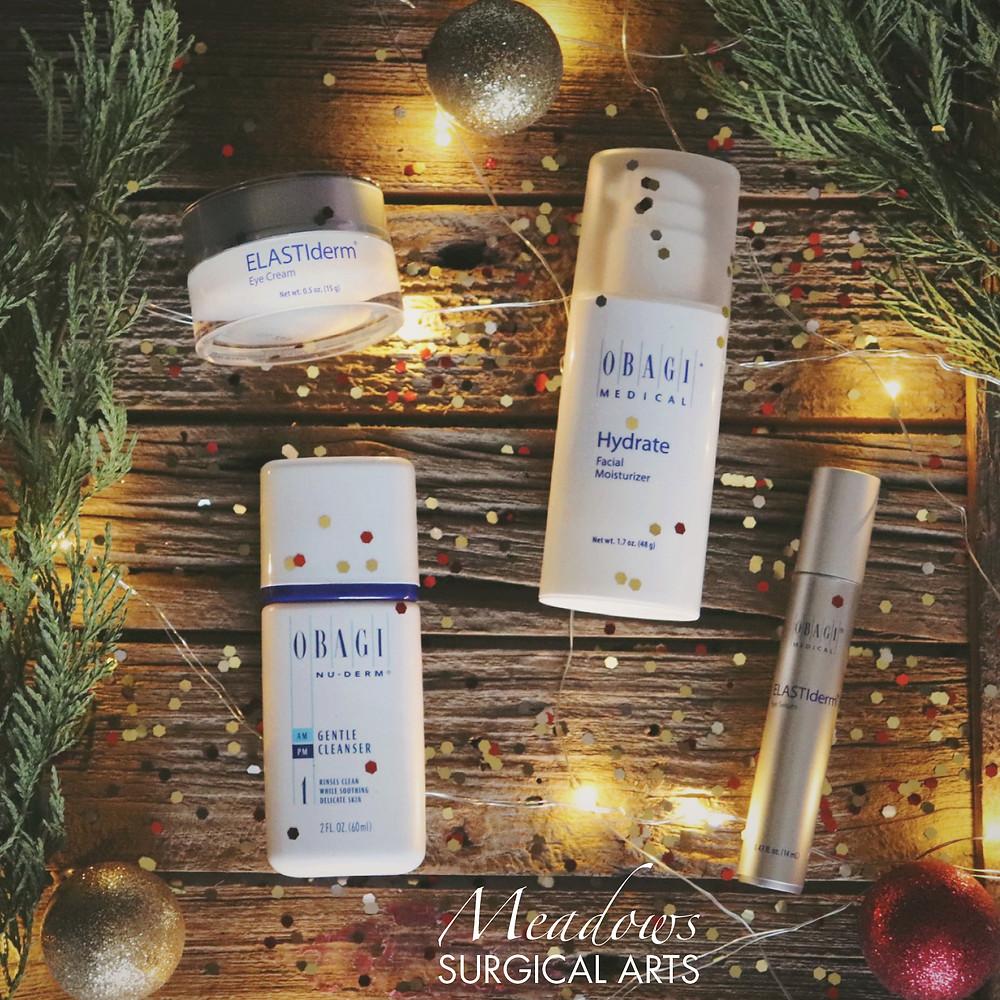 Obagi Eye-Deal Gift | Gentle Cleanser, Hydrate, ELASTIderm Eye Serum, ELASTIderm Eye Cream | Meadows Surgical Arts