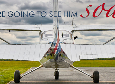 You're Going to See Him SOAR