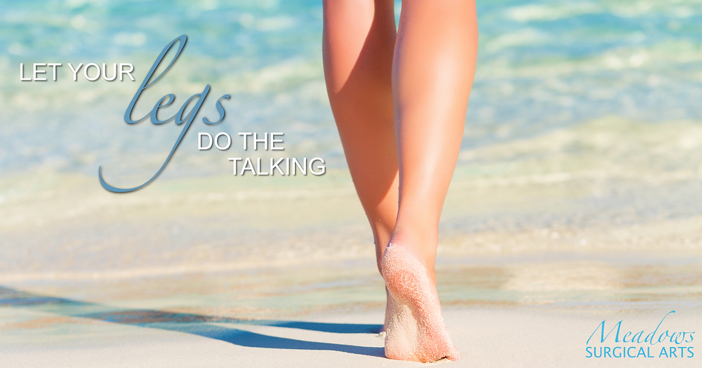 Let Your Legs Do The Talking | Varicose Veins | Meadows Surgical Arts