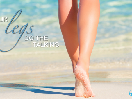 Let Your Legs Do The Talking
