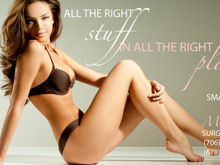 All The Right Stuff In All The Right Places