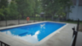 Avon Lake Inground Pool