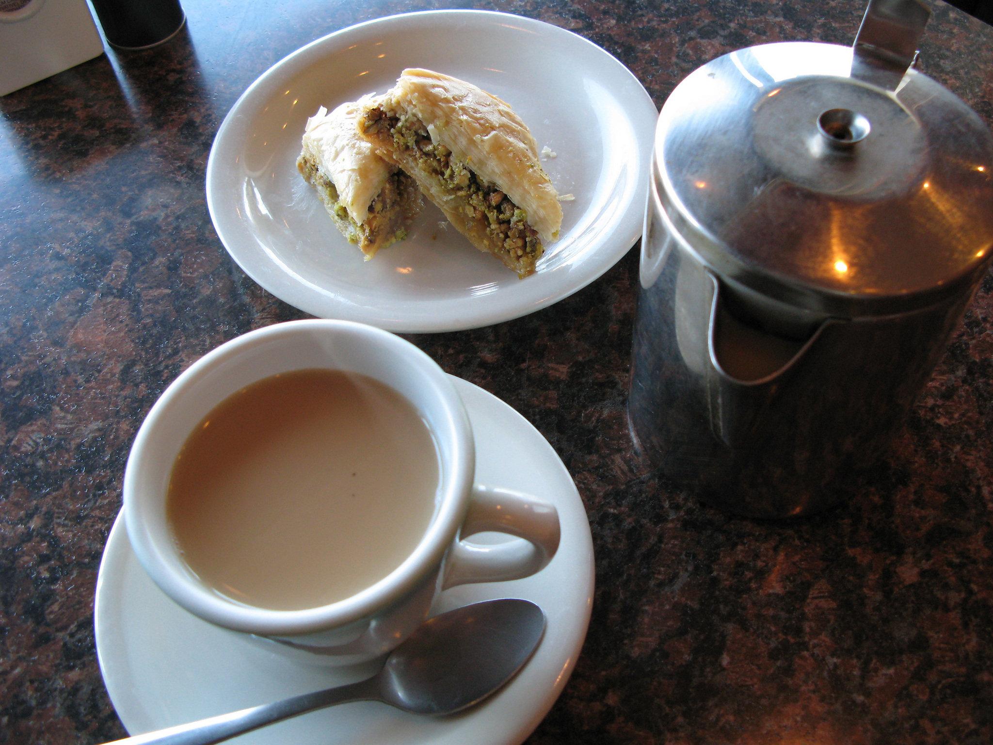 amo mazen tea