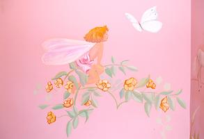 Μαρία Μπαντουβάκη, dreamroom.gr παιδικό δωμάτιο, τοιχογραφίες, ζωγραφική