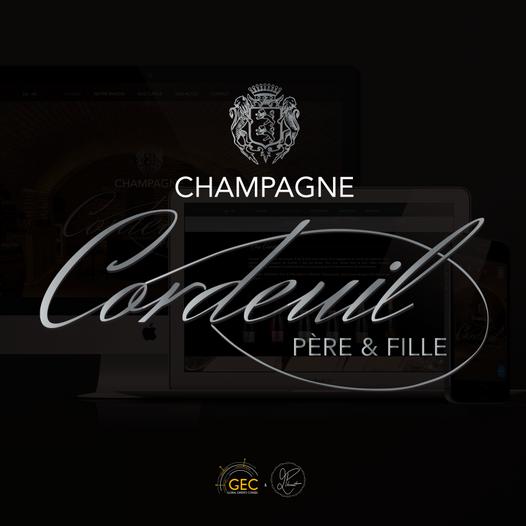 Champagne Cordeuil Père & Fille