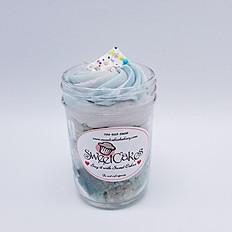 Cotton Candy Cake Jar