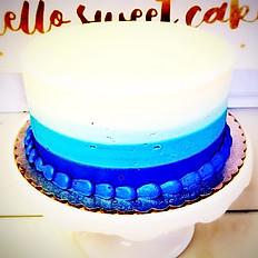 Gluten Free 8 Inch Cake