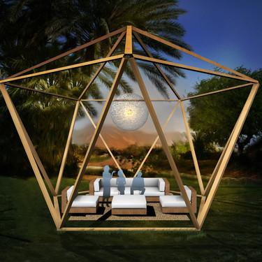 Geometric Lounge