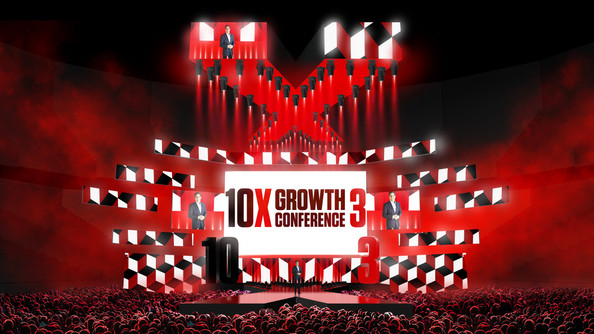 Growth Con Stage