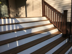 Newly added deck for happy client!