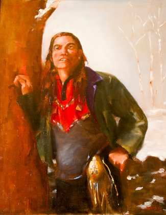 Spotted Eagle Boy