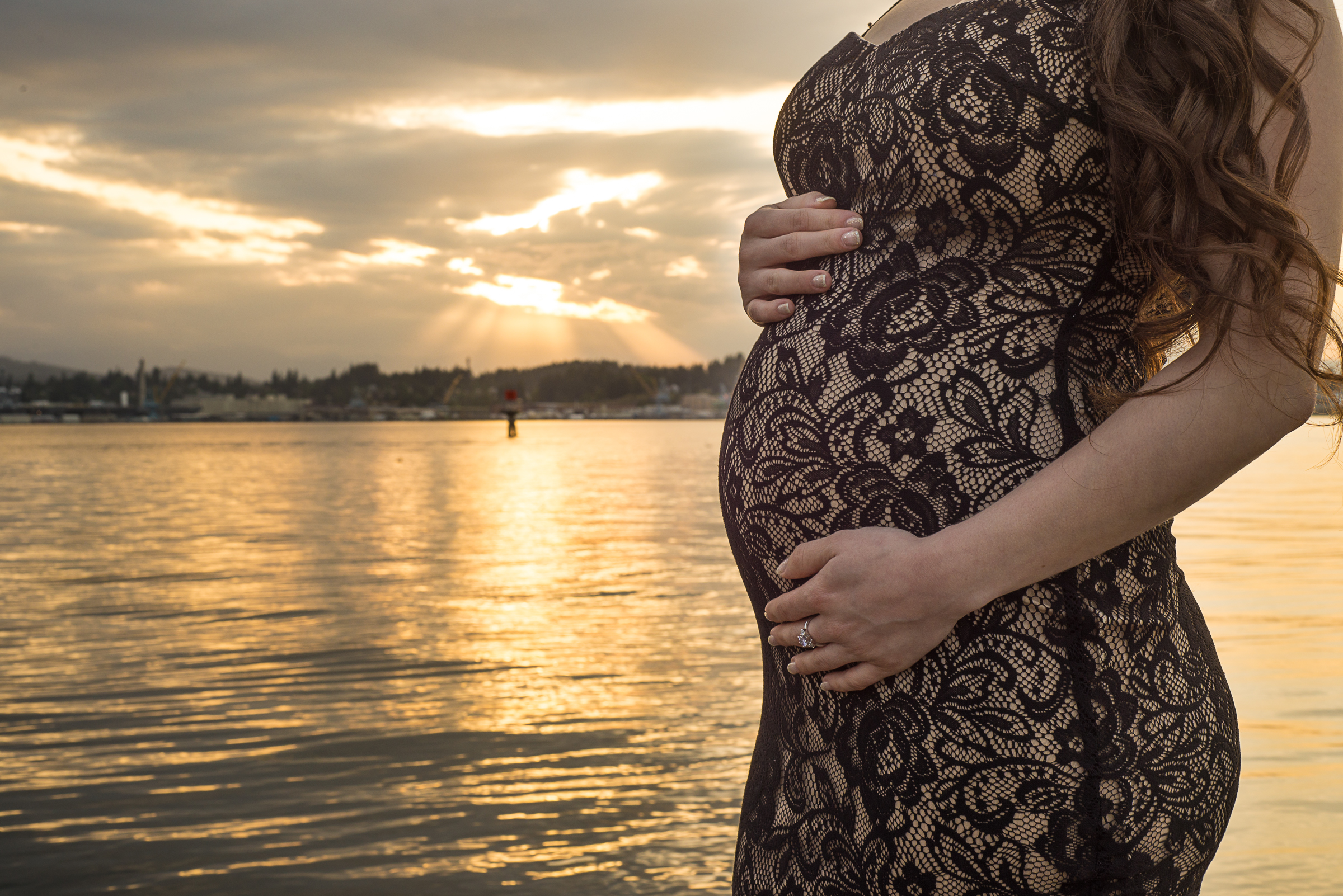 Maternity Sunset