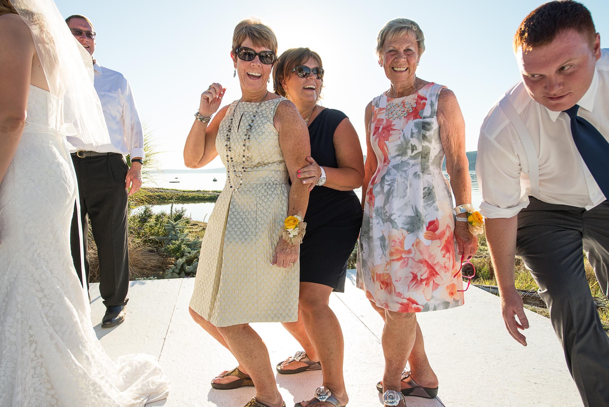 Wedding get your dance on