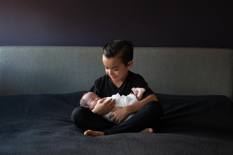 newbornfotografering nyfødtfoto