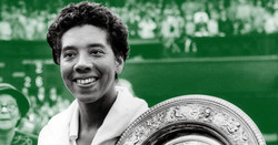 First African American Tennis Player To Win Grand Slam Titles