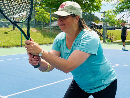 PLAYER PROFILES Keeping the Fun of the Sport Alive