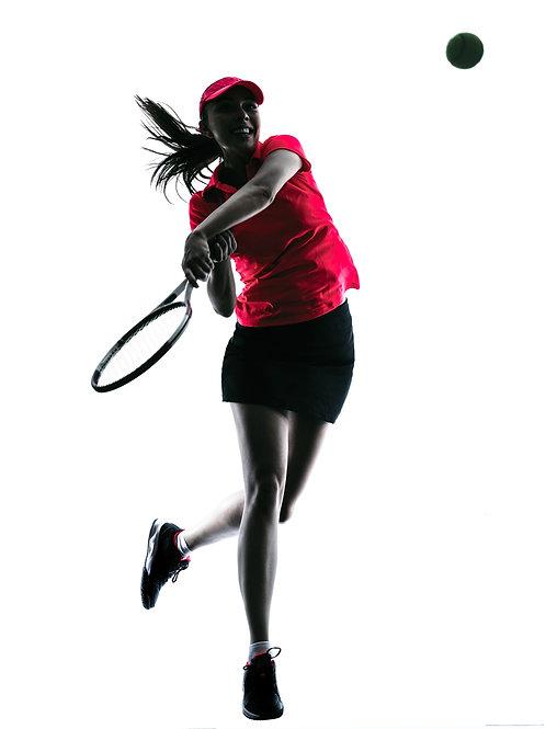 Tennis Academy - Clinic #8: Sundays at 11:00 am (4/18-5/23)