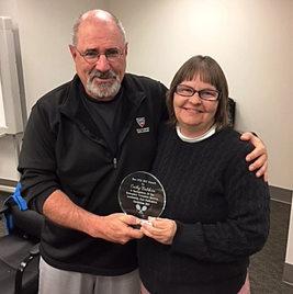 2018 Cathy Baldwin Award