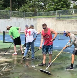 2019 Clean Up Courts Program