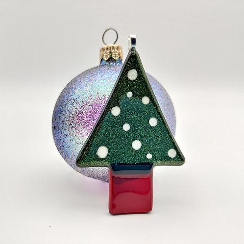 Green Christmas Tree, Decoration