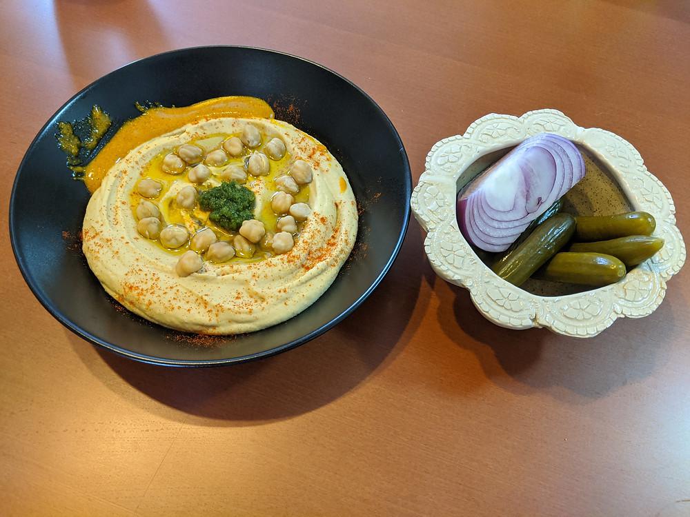 חומוס מסיר אינסטנט Hummus made in Instant pot