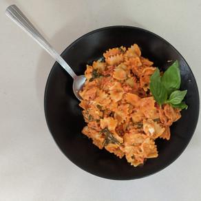 פסטה עגבניות מהיר בסיר אינסטנט- Instant Pot