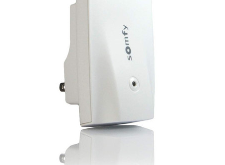 The Somfy myLink Home-Automation System