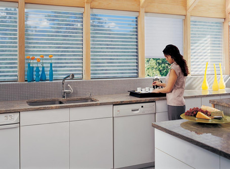 Choosing The Right Window Treatments For Your Kitchen