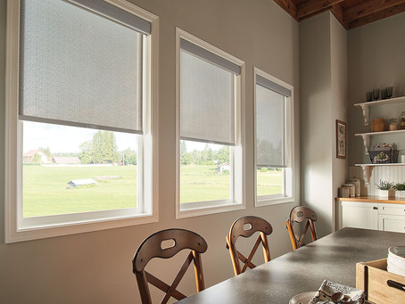 Two Window Treatment Options for Replacing Your Old Vertical Blinds