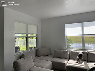 white-roller-shades-cooper-city-florida.