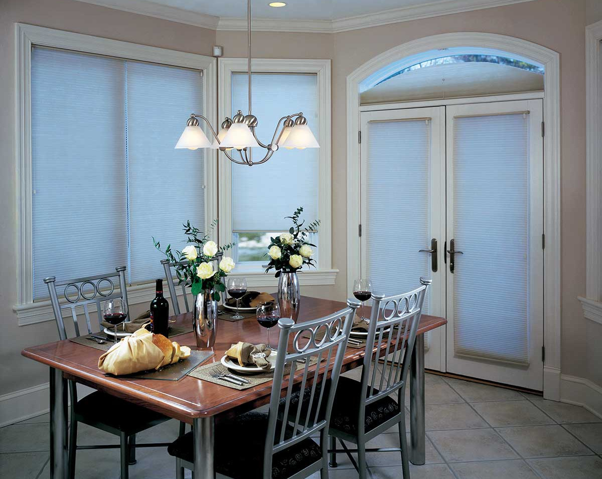 translucent-honeycomb-shades-french-door