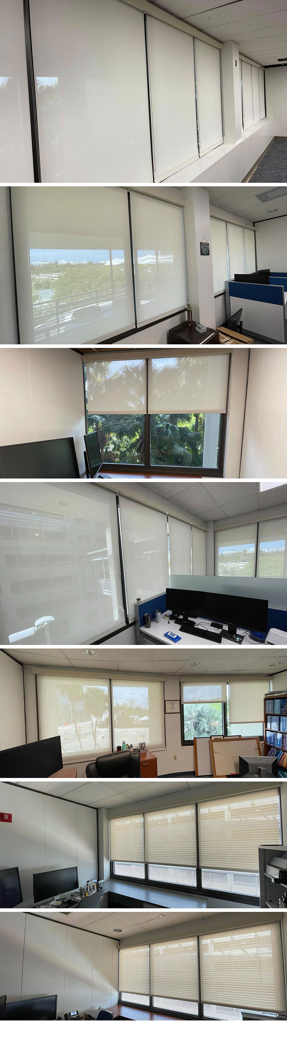 miami beach commercial window coverings.