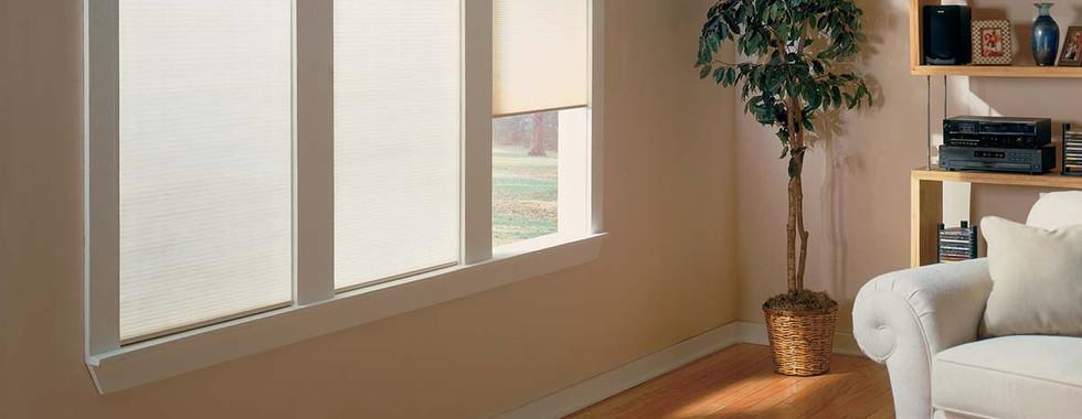 white-translucent-honeycomb-shades-bedro
