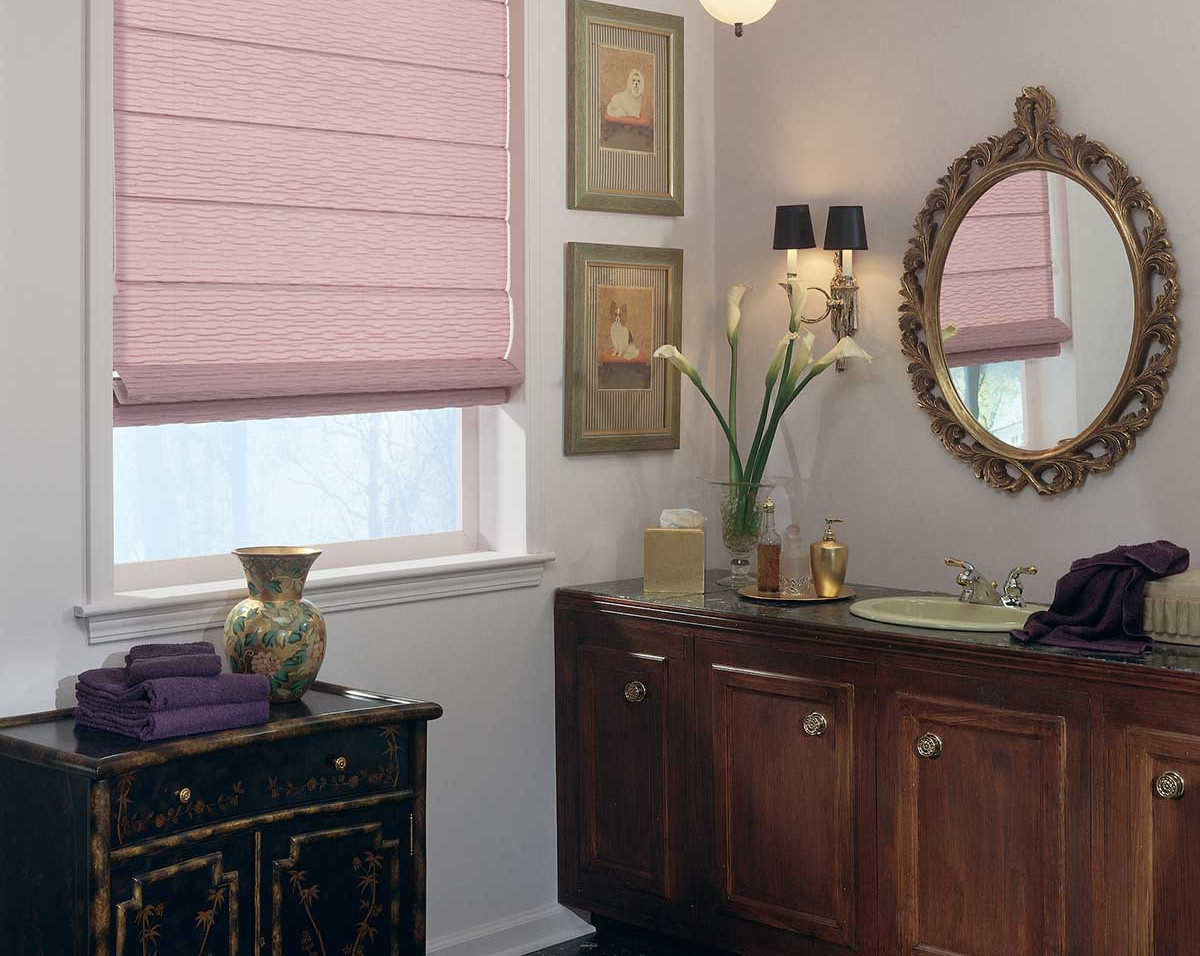 pink-patterned-flat-roman-shades.jpg