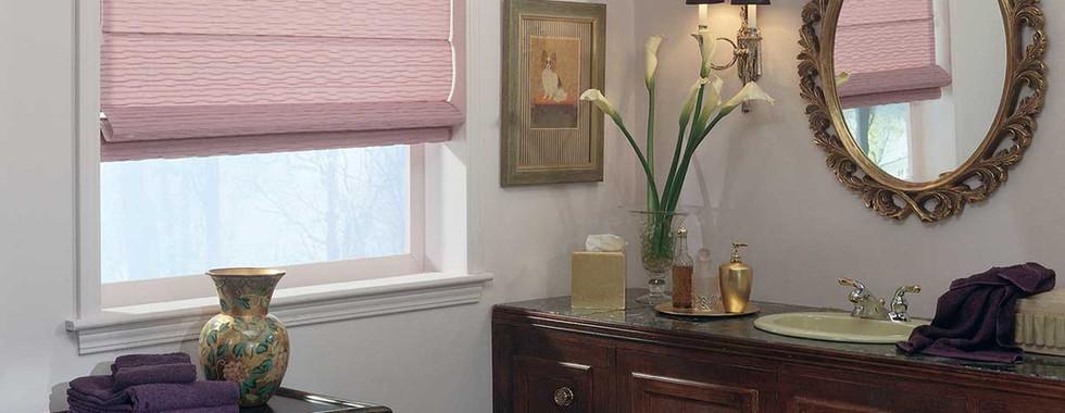 pink-patterned-flat-roman-shades.jpg