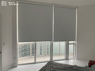 white-blackout-solar-shades-miami-sunny-