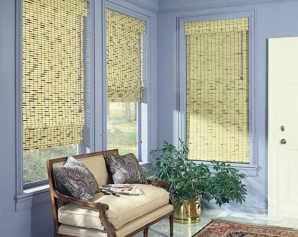yellow-polka-dot-woven-wood-shades.jpg